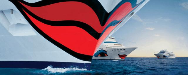 AIDA Kussmund Kreuzfahrtschiffe Sonderangebote buchen