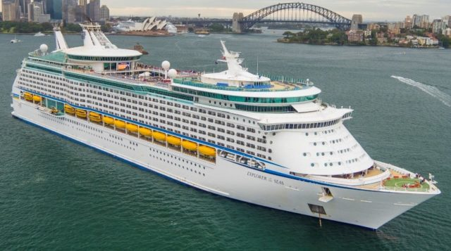 Australien und Südsee Kreuzfahrt mir Royal Caribbean - inklusive Flug