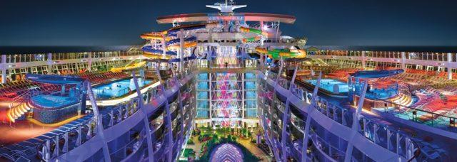 Symphony Of The Seas Das Größte Kreuzfahrtschiff Der Welt 8 Tage