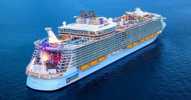 Mittelmeerkreuzfahrt ab Barcelona mit Symhony of the Seas von Royal Caribbean