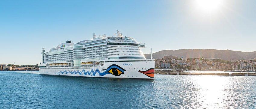 Mittelmeer ab Mallorca: 8 Tage AIDAprima nur €509 - mit Flug ab €849 - auch Weihnachten & Silvester